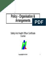 04-Policy Organisation & Arrangements