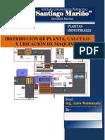 Distribucion de Equipos y Maquinas en Plantas
