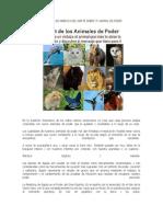 Test Indio de America Del Norte Sobre Tu Animal de Poder
