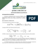 Lectura Sustitucion Aromatica Electrofilica