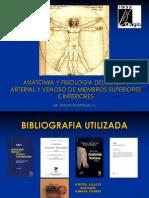 Anato y Fisio Vascular Periferico