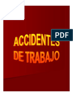 Accidentes de Trabajo