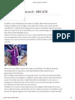 Deidades (Diosa Hecate) Wiccanos Unidos.es