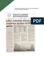 Artikel Bencana Jerebu