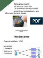 ABD Transacciones