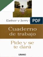 Pide y Se Te Dara - Cuaderno de Trabajo