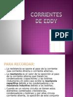 Corrientes de Eddy