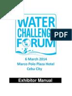 CWCF2014_ExhibitorManual