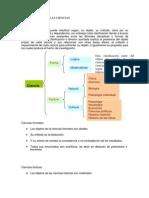 Clasificacion de La Ciencia Completa en Word V2