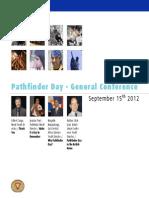 Pathfinder Day September 2012