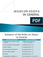 Rules on Situs