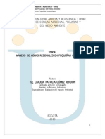 358041 Modulo Curso Manejo de Aguas Residuales en Pequenas Comunidades
