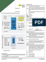 A6V10219537_Operating Instructions_Semi Flush-Mount Room Thermostat RDF300.., RDF340._en