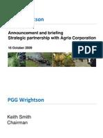 PGGW Agria Presentation