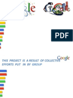 Google - Principle of Management (POM)