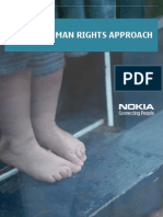 Nokia Human Rights Approach v1 PDF