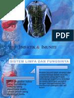 Sistem Limfatik Dan Imuniti