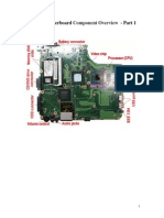 Laptop Motherboard Component Overview PartI