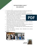 Sri Wiji Metode Pembelajaran Kolaboratif Dan Inkuiri