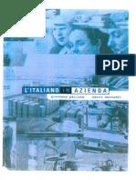 162467205 Italiano Per Economisti PDF