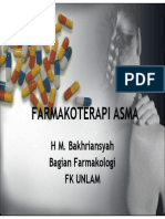 Farmakoterapi Asma