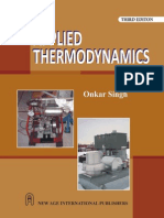 [Onkar Singh] Applied Thermodynamics, 3rd Edition