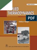 [Onkar Singh] Applied Thermodynamics, 3rd Edition
