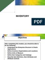 2 - Inventory