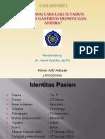 Gastritis Erosive+ Anemi