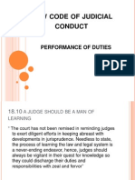 New code of judicial conduct.ppt