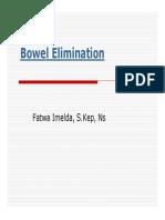 Kdm Slide Bowel Elimination