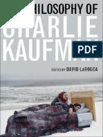 Philosophy of Charlie Kaufman