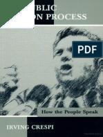 PublicOpinionProcess