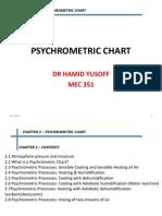 Chapter 2 Psychrometric Chart