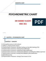 Chapter 2 Psychrometric Chart