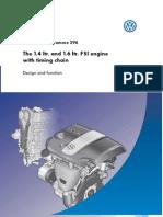 SSP_296_d1 VW 1.4 FSI Engine