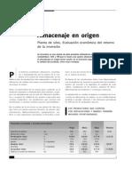 Costos Inversion Planta de Silos