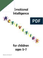 Emotional Activities 5-7