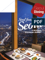 Seoul FoodSeoul Official Dining Guide Book
