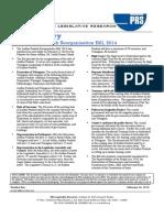 Bill Summary-Andhra Pradesh Reorganisation Bill