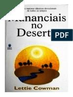 Mananciais No Deserto Lettie Cowman