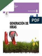 Generacion Ideas Infantil