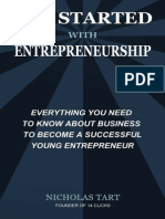 Get Started With Entrepreneurship by Nicholas Tart 14 Clicks