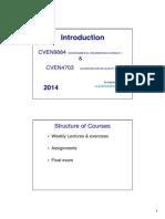CVEN9884-4703 Introduction PP