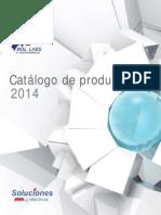 Catalogo Product Os 2014