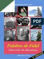 Seleccion de Discursos de Fidel Castro Ruz
