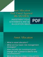 Asset Allocation 23.11.2010