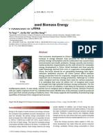 Marginal Energy Crops