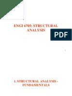 ENGI6705-StructuralAnalysis-ClassNotes1