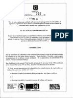 Decreto 093 2014